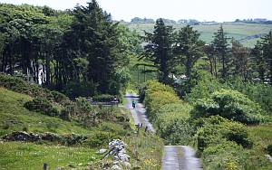 Cycling in West Clare
