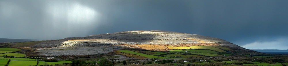 Image of the Burren, Ireland